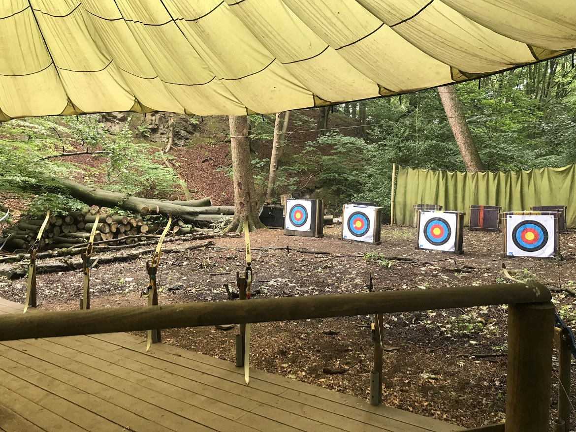 Archery for Households in Lancashire